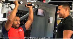 #Repost @datitosrivera  2da semana entrenando luego de casi tres meses fuera por la lesión #datitos con el mejor @josetrainner #aqueviniste en @powerclubpanama  #YoEntrenoEnPowerClub