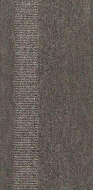 """Norwegian Gray """"Hi-Low"""" carpet border"""