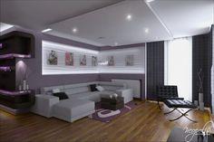 Luminosas y acogedoras Salas de Estar modernas para la primavera | Decorar y Más