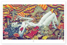 James Jean, OVM Love