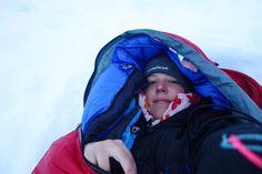 Thème Vive le froid 21/04/15: Camper à la belle étoile en Antarctique