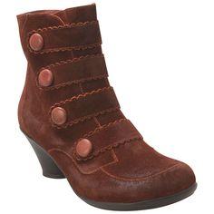 Miz Mooz Women's Catalina Ankle Boot   Infinity Shoes