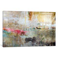 Rain Clouds Canvas Print