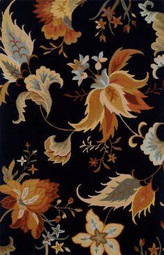 Oriental Weavers Eden ED87106 Black