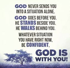 So true, & so hard to remember in tough times. Satan deceives us with doubt & fear, but God PROMISES ultimate victory IN  JESUS'  NAME!