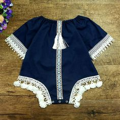 ee19e3b4d6ec Beautiful Blessing Boutique- Vintage baby romper Summer Baby
