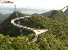 Skybridge Langkawi Malesia -Altro brivido ...