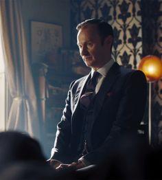 Just pretty Mycroft