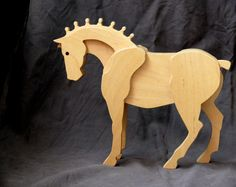 Items similar to Wooden horse Wooden toys Horse figurine Horse toys Collectible figurines Horse decor plywood hoss statue Birthday gifts Plywood hoss on Etsy Making Wooden Toys, Wood Craft Patterns, Wooden Horse, Scroll Saw Patterns, Wood Creations, Lion Sculpture, Sculptures, Wooden Crafts, Wood Toys