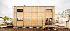 Ressò de la ETSAV, ¿la mejor casa solar del futuro?