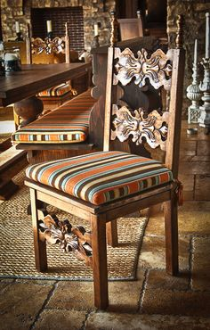 Villa de Justicia custom furniture for Rebecca Justice Collections by Marie Cunning. Furniture creation and designed by Rebecca Justice in collaboration with Marie Cunning.