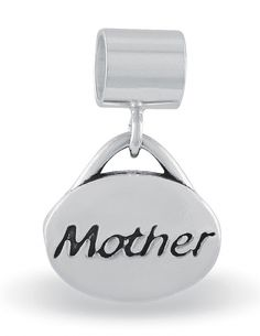 make your mom a customized Mimzi bracelet with this mother slide