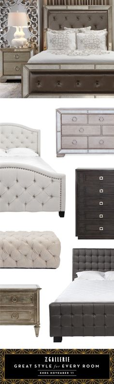 White Leather Tufted Diamond Headboard Jazz Bedroom