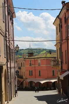 "Brisighella ""Road tripping in Emilia-Romagna"" by @Sara Näse"