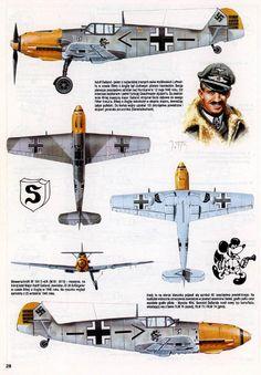 Me109 Afolf Galland