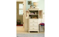 Home Gallery Furniture for Paula Deen Home Dressers/Chests, Accessory Chest