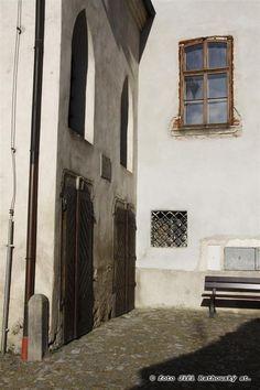 Synagoga, foto: Jiří Rathouský st.