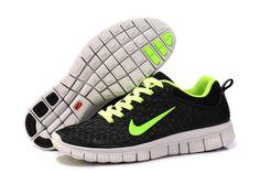 Black Green 2013 Nike Free 6.0 Spiderman Kangaroo Leather Shoes Mens 623344