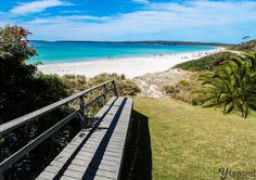 Hyams Beach - Things to Do in Jervis Bay, Australia