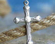 Винтаж крест... драгоценности... июл 54