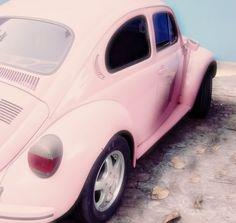pink Beetle- dream car