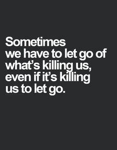 what killing us