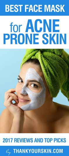 Want to find the best Face Mask for your acne prone skin? Check out the top 10 recommendations selected by our experts. Trusted by thousands of customers! Acne Face Mask, Best Face Mask, Acne Skin, Acne Prone Skin, Sensitive Skin Care, Oily Skin Care, Natural Beauty Tips, Natural Skin Care, Best Facial Treatment