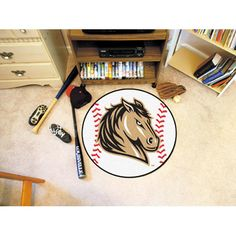 awesome Southwest Minnesota State University Baseball Round: 2 Ft. 2 In. x 2 Ft. 2 In. Rug Check more at http://yorugs.com/product/southwest-minnesota-state-university-baseball-round-2-ft-2-in-x-2-ft-2-in-rug/