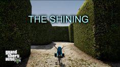 """The Shining"" trailer made in GTA5 PC [4K]"
