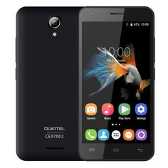[USD49.21] [EUR44.99] [GBP34.91] OUKITEL C2 Smartphone 8GB, Network: 3G