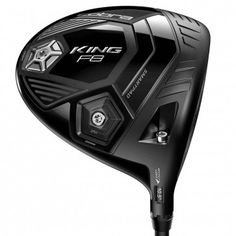 Cobra King F8 Driver -The first CNC milled driver face paired with 360° Aero™ Technology. The F8 is Cobra's smartest, fastest, most precise driver ever and features an oversized shape for maximum forgiveness. #F8 #cobra #golf #driver Cobra Golf Clubs, New Golf Clubs, Golf 7, Mens Golf, Cnc, Nardo Grey, Adjustable Weights, Golf Drivers, Golf Shop