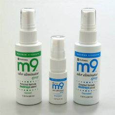 NB Products Na'Scent Ostomy Odor Eliminator 2Oz (1 Each