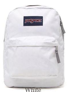 97c5f9f57eae  JANSPORT-SUPERBREAK- BACKPACK-100-AUTHENTIC- SCHOOL-BAG-BLACK-RED -GREY-BLUE-WHITE