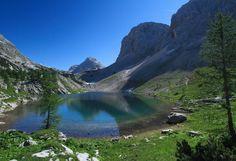 Seven Triglav's lakes, Slovenia