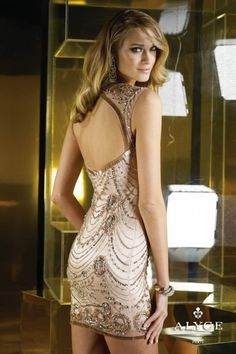 20 Gorgeous Short Cocktail Dresses | fashionsy.com