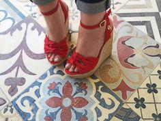 0a9413f41 7 melhores imagens de Sandalia salto | Court shoes, Dress Shoes e Heels