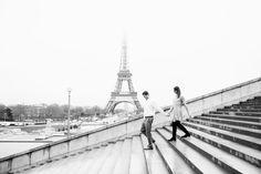 Katie Mitchell Paris Engagement Photos | Paris Engagement Photos | Zadig et Voltaire