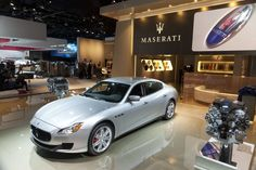 Maserati Quattroporte VI (M156)-REPIN if you like Maserati! For technical details on the car like engine type and displacement, fuel economy and consumption and other details.