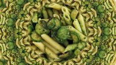 Cibo: penne alle zucchine  - kaleidoscope photo