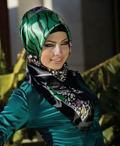 How to Make Turkish Hijab Style