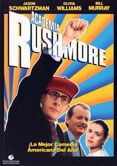 Academia Rushmore - Wes Anderson: http://sinera.diba.cat/record=b1783202~S9*cat