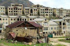 Новостройки. Дагестан.   #новостройки #дагестан #redoffroad #кавказ #дом #деревня