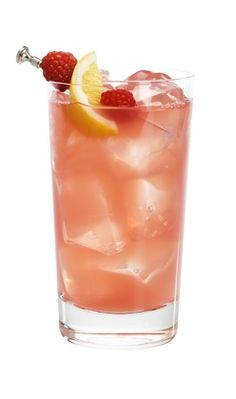 Dragon's Bite  1 1/2 parts Bacardi Dragonberry Rum  1/2 part Bacardi Coconut Rum  2 orange slices  Muddle orange slices in a shaker. Add ingredients to ice and shake. Strain into an ice filled glass and garnish with lemon and raspberries.