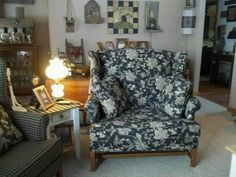 83 Best Reproduction Colonial Upholstered Furniture Images