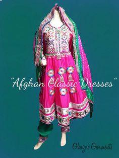 Afghan Classic Dresses,