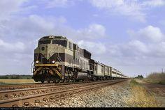Foto RailPictures.Net: EFC 718 EFC - Estrada de Ferro Carajás EMD SD70M no Campo de Perizes, Maranhão, Brasil por Cristiano Oliveira