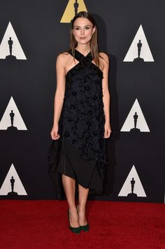Keira Knightley Photos: Academy Of Motion Picture Arts And Sciences' 2014 Governors Awards - Arrivals
