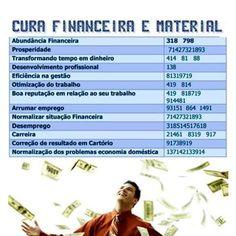 cura financeira