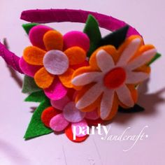 partyandcraft headband