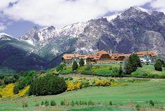Bariloche: lago, montaña y bosque